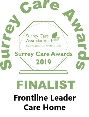 Frontline Care Home Finalist