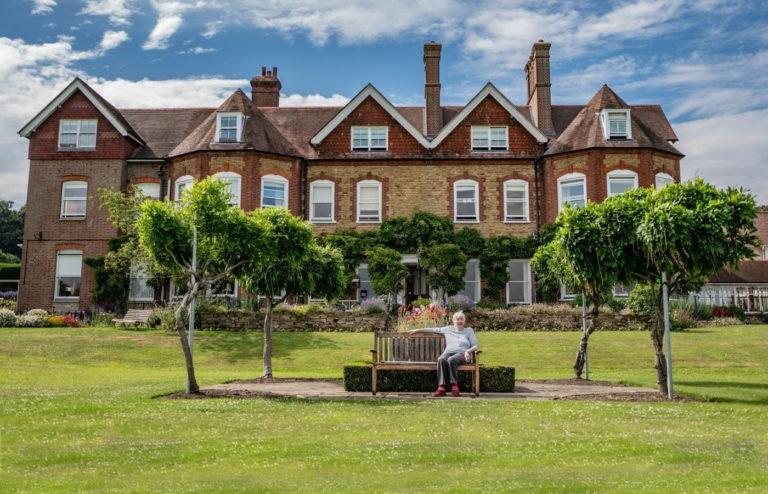 Birtley House Nursing Home Care Home in Bramley Surrey