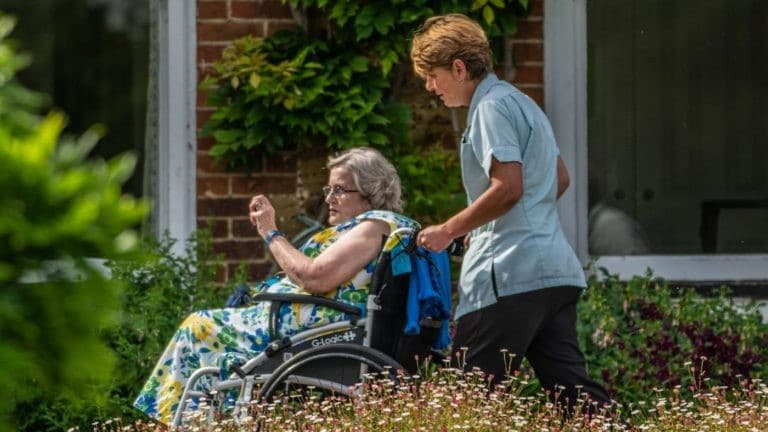 Birtley House is a residential care home in Bramley near Guildford in Surrey