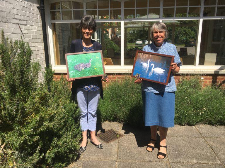 Birtley House Nursing Home photography winners
